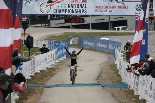 National Champ Finish