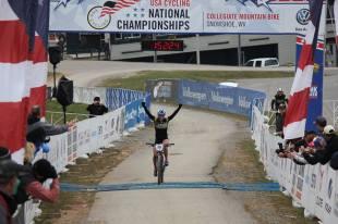 National Champ Finish