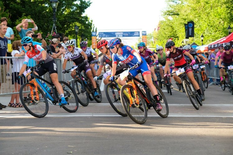 Carson City Fat Tire Crit