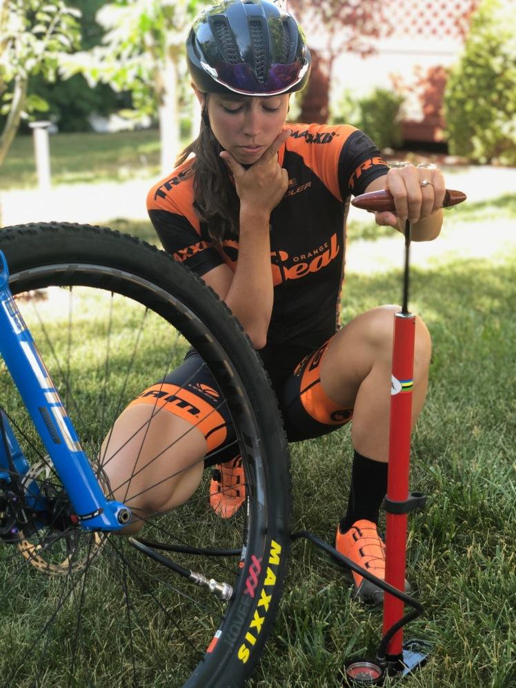 Tire Pressure Picture