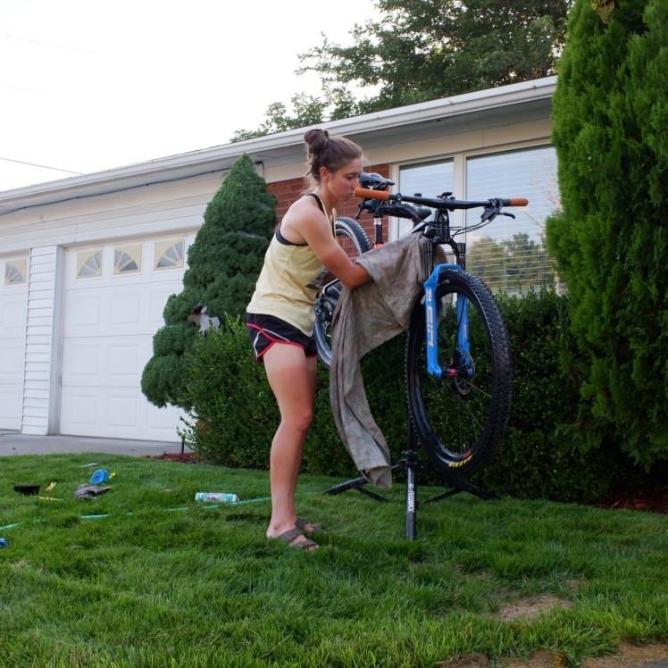 Bike Wash 4